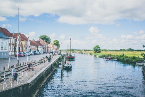 Ribe: Besuche die älteste Stadt Dänemarks