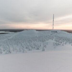 Ruka: Finnisches Wintersportparadies am Polarkreis
