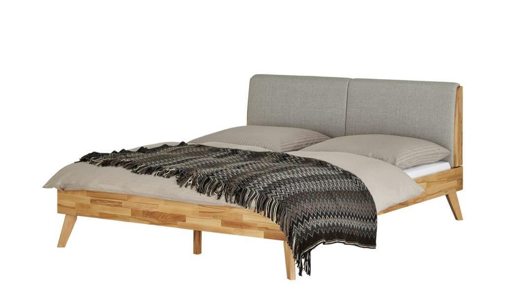 Schlafzimmer skandinavisch einrichten Bett
