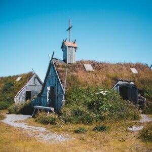 Schweden Geschichte Wikingersiedlung