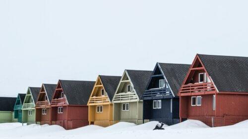Schwedenfarbe – Skandinavische Holzfarben für innen und außen