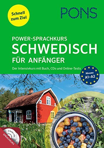 PONS Power-Sprachkurs Schwedisch für Anfänger