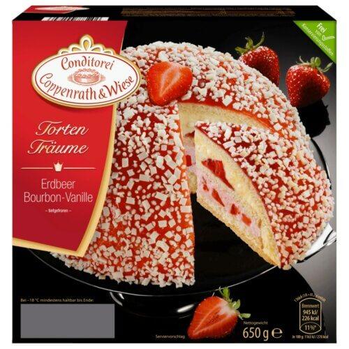 Coppenrath & Wiese: Erdbeer Bourbon-Vanille