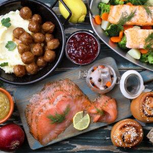 """Schwedische Rezepte: """"Jättegott"""" kochen und backen"""