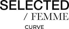 Selected Femme Curve Logo