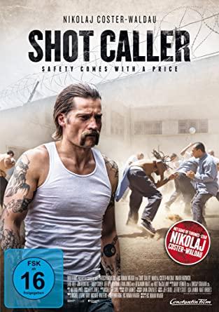 Shot Caller DVD