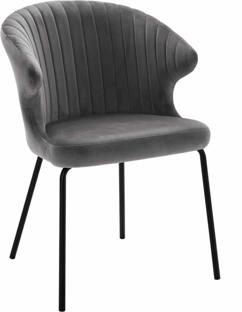 Eleganter skandinavischer Sessel für das Esszimmer