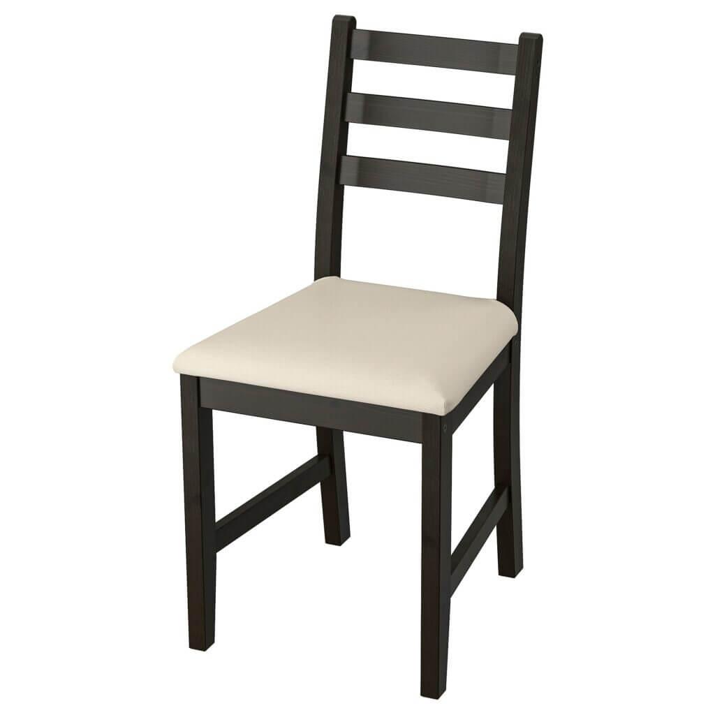 Esszimmerstühle skandinavischer Stil zweifarbig