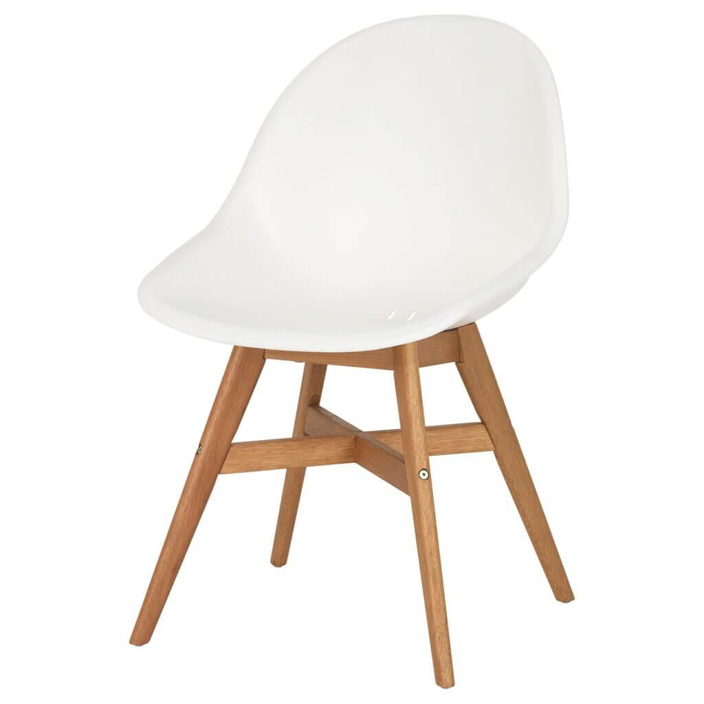 Skandinavische Esszimmerstühle – klassisch
