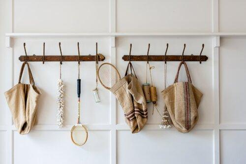 Skandinavische Garderobe – Dein Flur im nordischen Stil