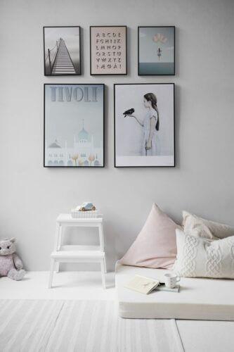 Skandinavische Kissen für das Kinderzimmer
