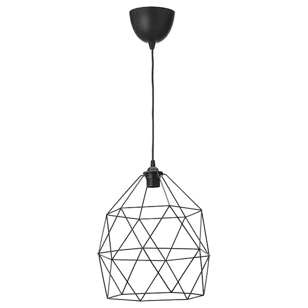 Skandinavische Lampe modern