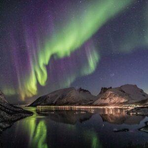 Reise zu den Polarlichtern – Erlebe das Naturschauspiel in Skandinavien