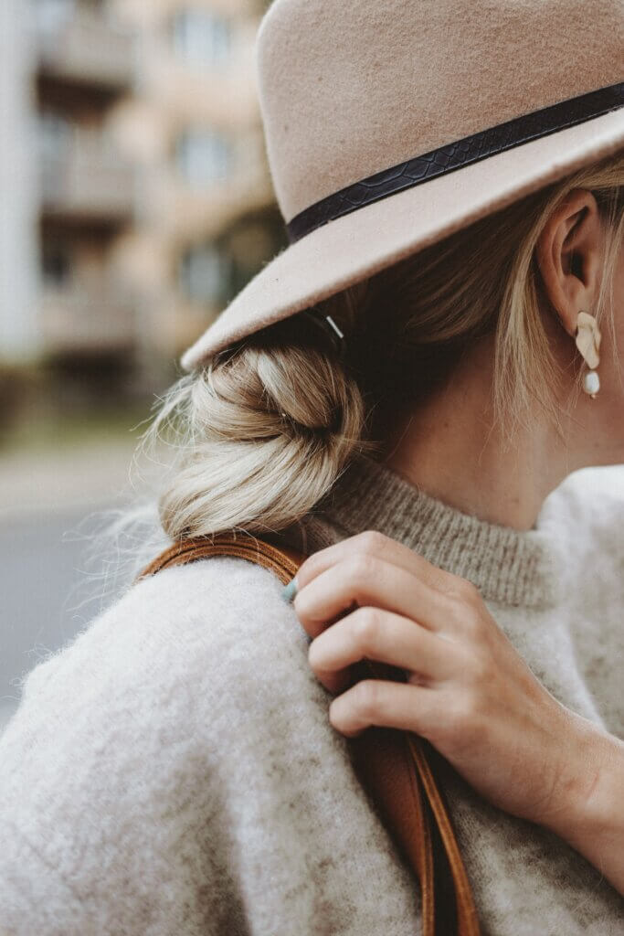 Skandinavische Pullover Damen