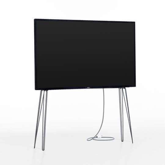 Skandinavischer TV-Ständer modern Stahl