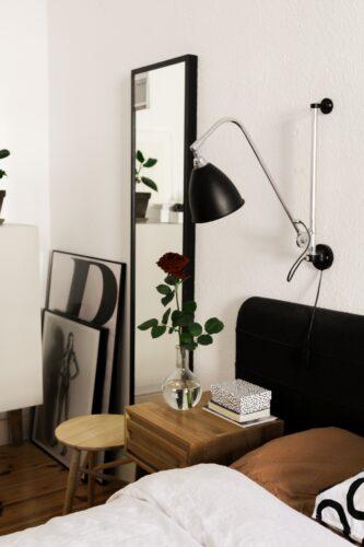 Skandinavische Wandlampen Verwendung