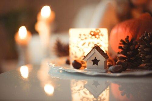 Skandinavische Weihnachtsdeko: Ideen für diesen Advent