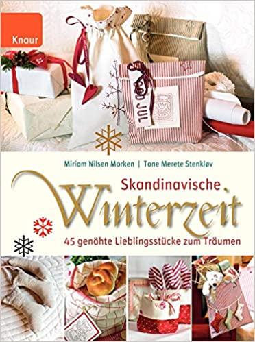 Skandinavische Weihnachtsdeko selbermachen: Skandinavische Winterzeit