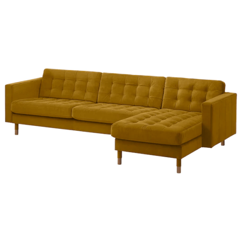 Landskrona 4er Sofa
