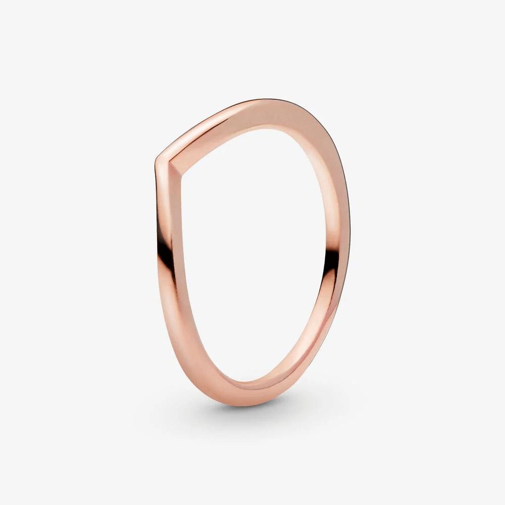 Skandinavischer Roseschmuck Ring