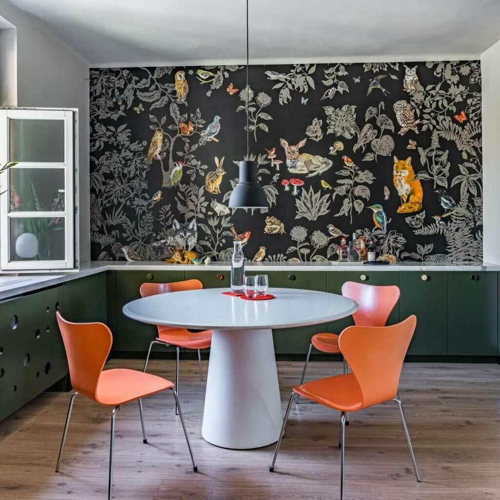 Arne Jacobsen Serie 7 Stuhl