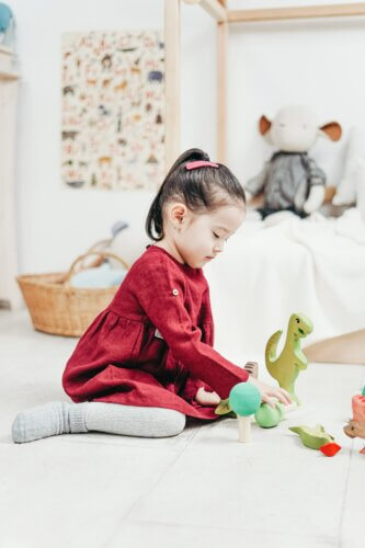 Skandinavisches Kinderzimmer – Möbel für die Kleinsten