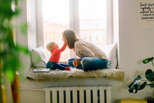 Skandinavisches Kinderzimmer dekorieren
