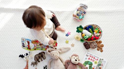 Skandinavisches Spielzeug – So spielen die Kinder im Norden