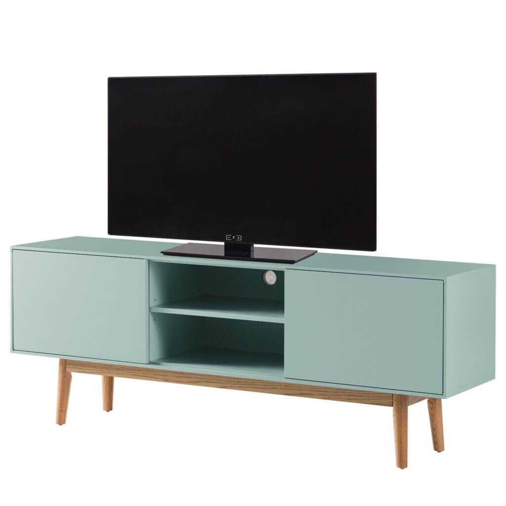 Farbe für dein skandinavisches Wohnzimmer