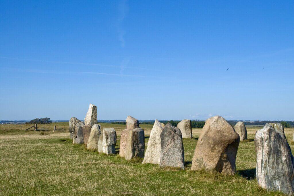 Ales stenar in Ystad