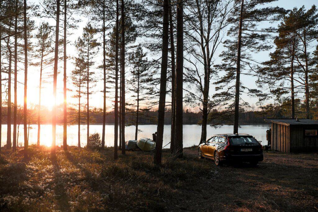 Smålands Seen