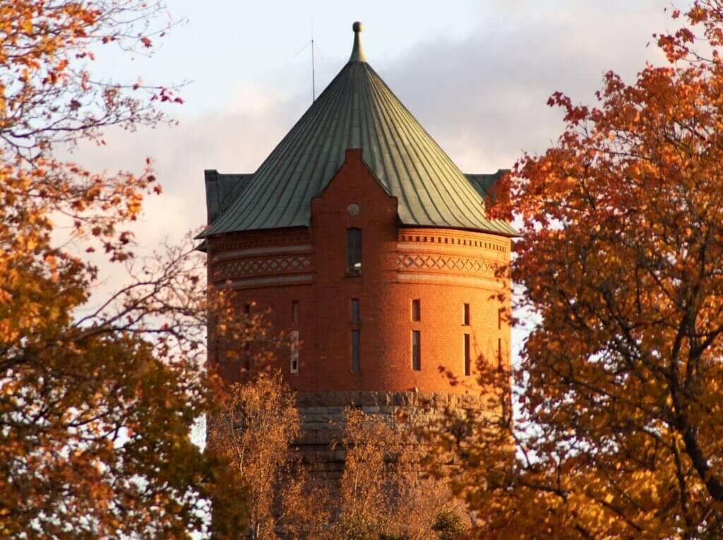Wasserturm in Eksjö