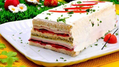 Smörgåstårta: Die schwedische Brottorte