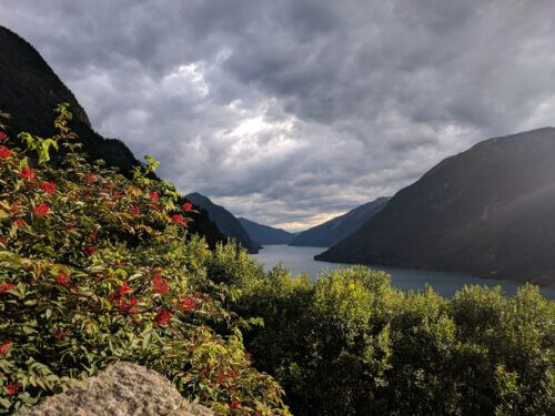 Sognefjord: Der längste Fjord Norwegens