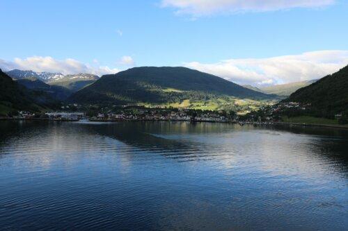 Sognefjord: Anreise