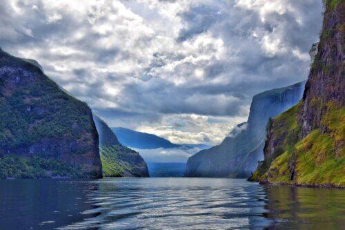 Sognefjord: Urlaub