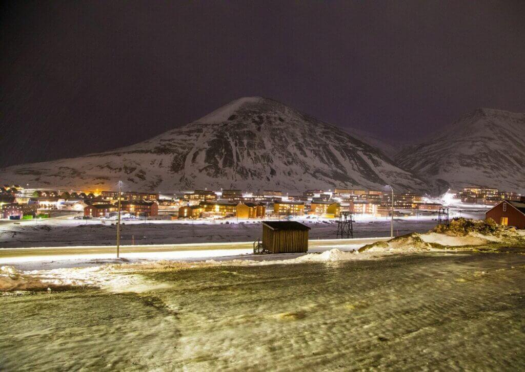 Spitzbergen Sehenswürdigkeiten: Hauptstadt