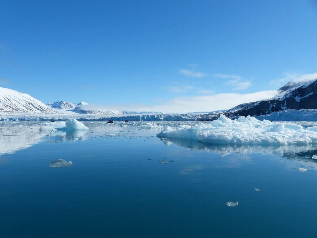 Spitzbergen Urlaub: Svalbard