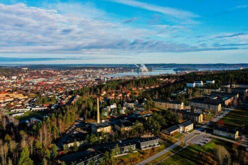 Sundsvall: Die malerische Steinstadt an der Ostseeküste