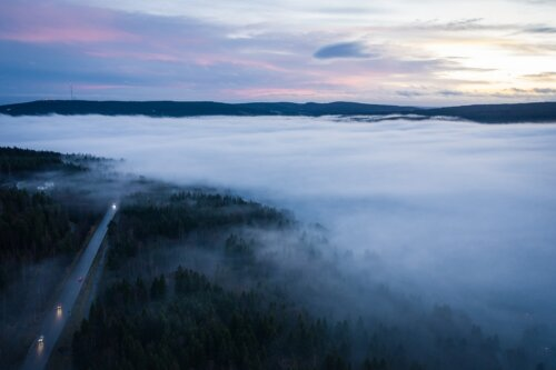 Sundsvall: Anreise