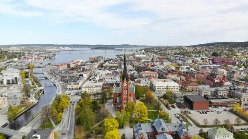 Sundsvall: Stenstan
