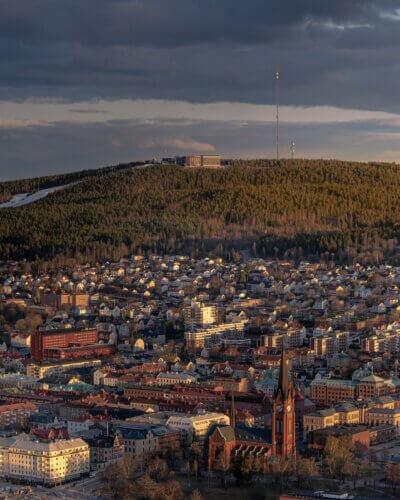 Sundsvall: Urlaub
