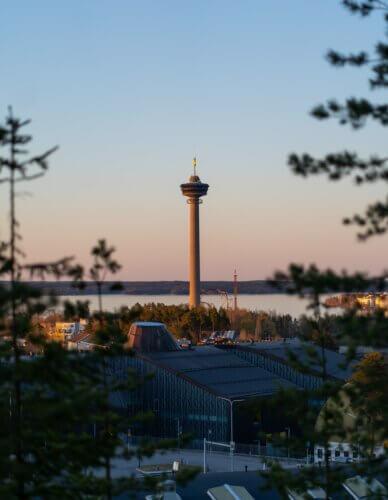 Tampere: Särkänniemi