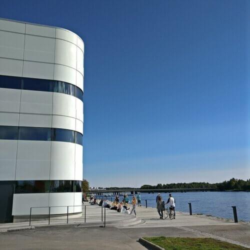 Umeå: Urlaub