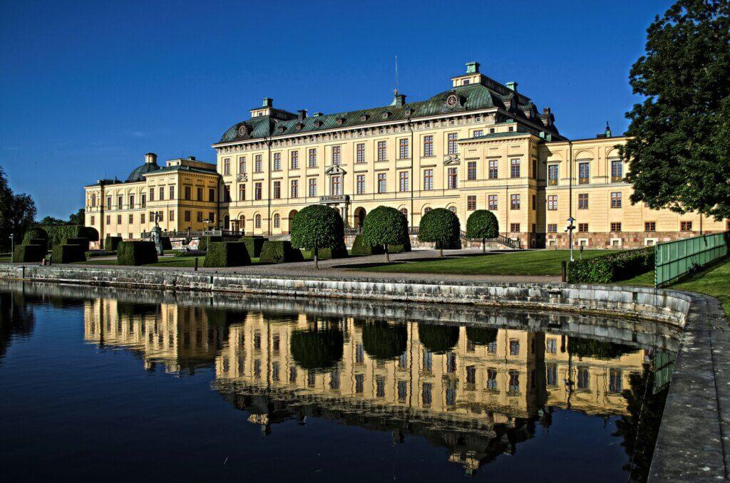 Uppland: Schloss Drottningholm