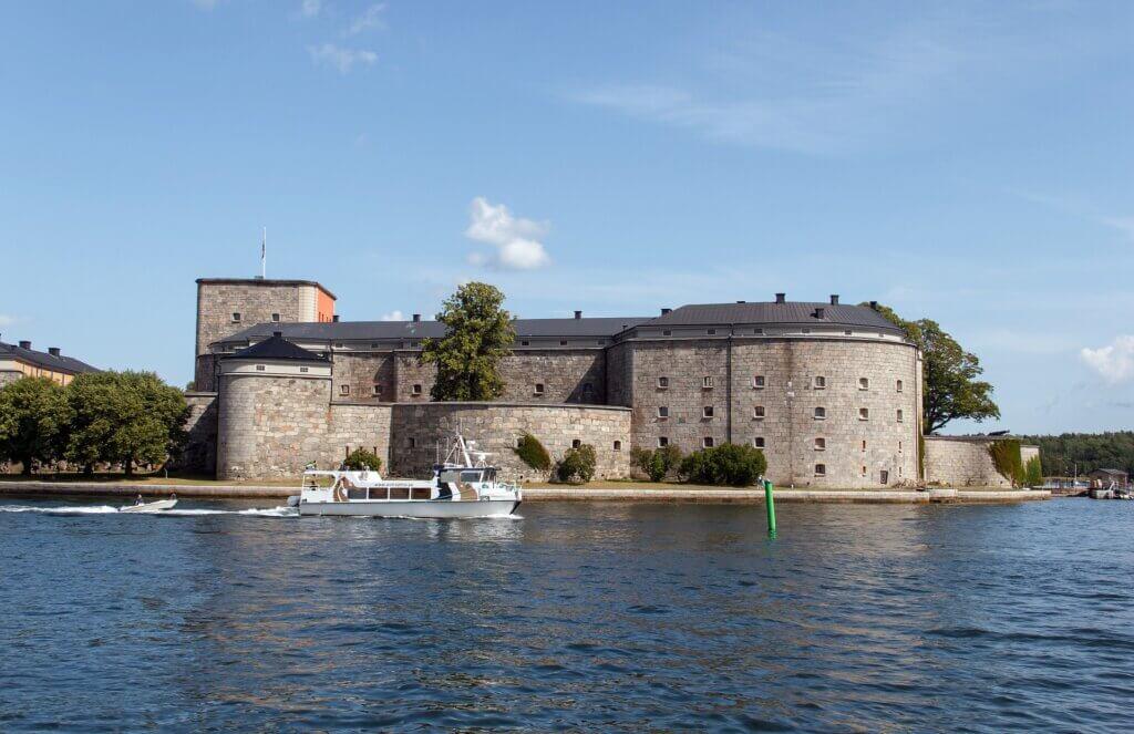 Uppland: Festung Vaxholm