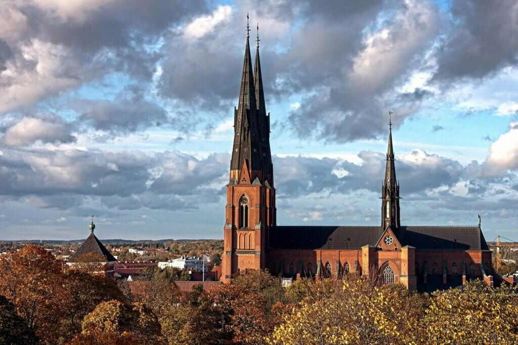 Uppsala: Urlaub