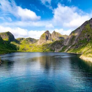 Urlaub an Norwegens Fjorden – Entdecke die Fjordregion