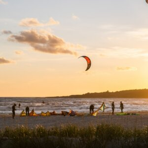 Varberg: Schwedens Surferparadies am Kattegat