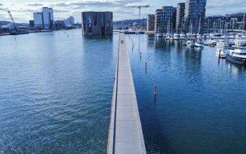 Vejle: Charmante Stadt mit moderner Architektur